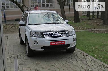 Land Rover Freelander SE 2013