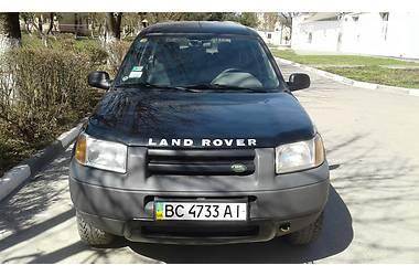 Land Rover Freelander hardtop 1998