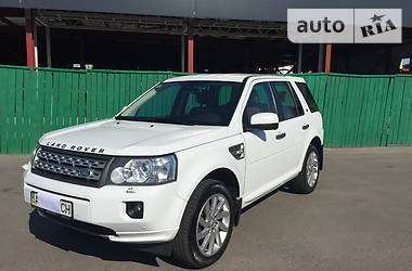 Land Rover Freelander HSE SD4 2011