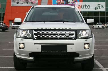 Land Rover Freelander TD4 SE 2013