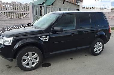Land Rover Freelander Panorama 2010