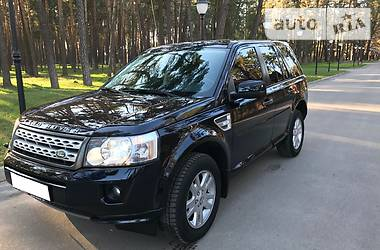 Land Rover Freelander 2 SD4  2012