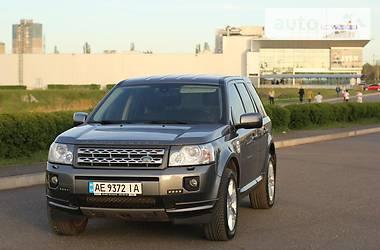 Land Rover Freelander SDE 4 2011