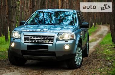 Land Rover Freelander TOP 2009