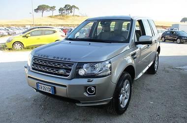 Land Rover Freelander 23.04. 2013