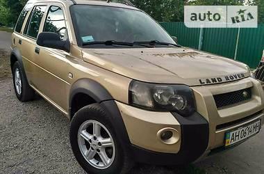 Land Rover Freelander  2004