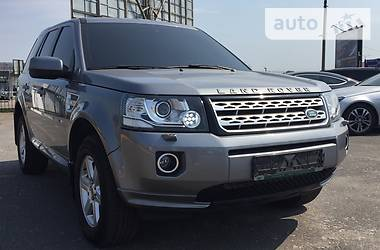 Land Rover Freelander  2013