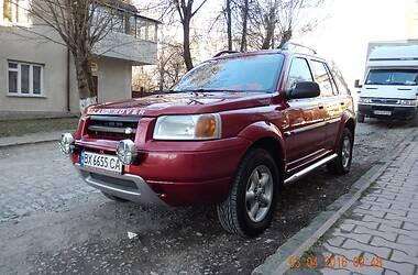 Land Rover Freelander 1 1998