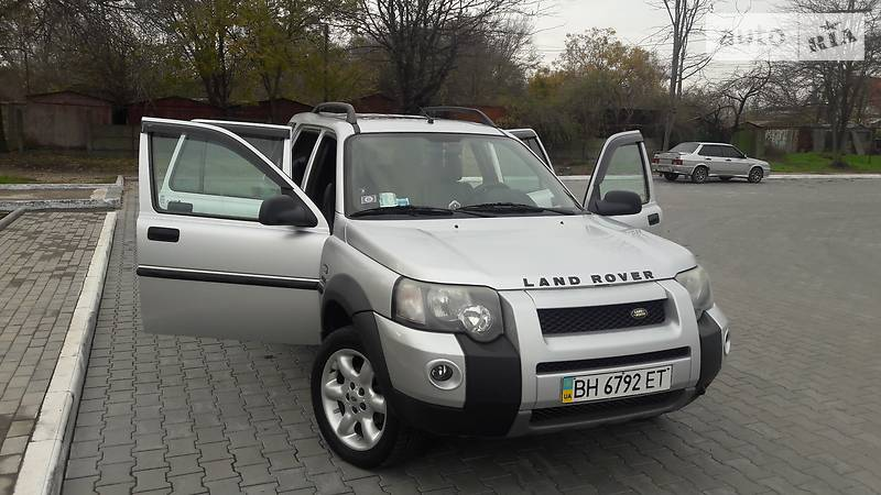 Land Rover Freelander 2005 року