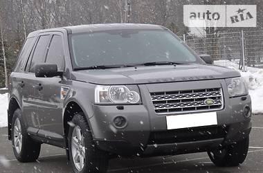 Land Rover Freelander Executive 2008