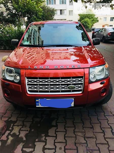 Land Rover Freelander 2007 року