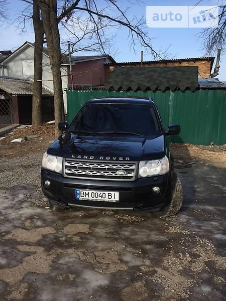 Land Rover Freelander 2011 року