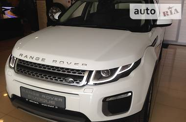 Land Rover Range Rover Evoque New 2016