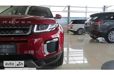 Land Rover Range Rover Evoque 2.0D AT (150 л.с.) A 2016