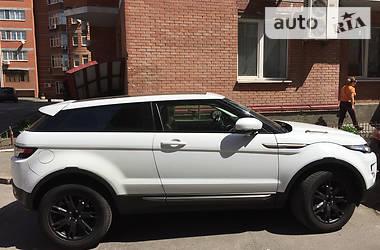 Land Rover Range Rover Evoque SI4 2012