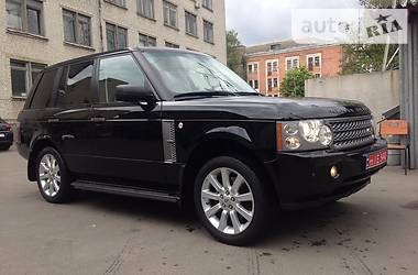 Land Rover Range Rover Evoque SUPERCHARGED FULL 2006
