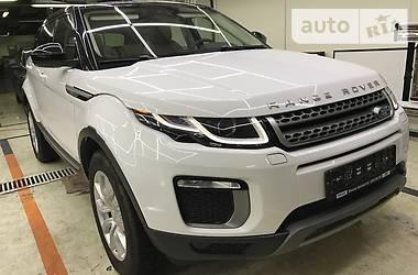 Land Rover Range Rover Evoque 2.2DIESEL-AWD-FULL 2017