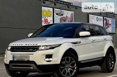 Land Rover Range Rover Evoque FULL 2013