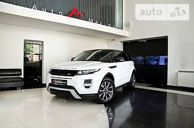 Land Rover Range Rover Evoque DYNAMIC SD190 л.с. 2013