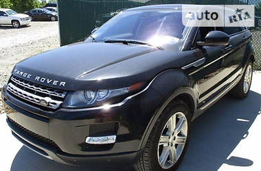Land Rover Range Rover Evoque 2.0 AWD 2014
