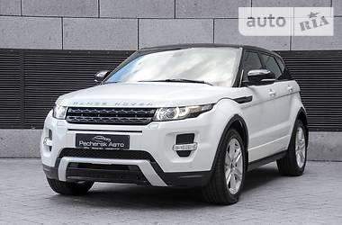 Land Rover Range Rover Evoque Dynamic 2012