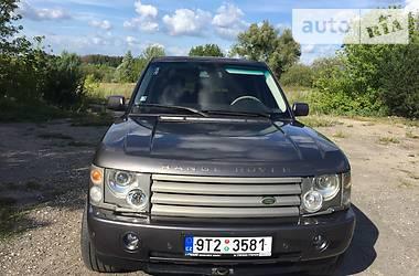 Land Rover Range Rover Evoque  2002
