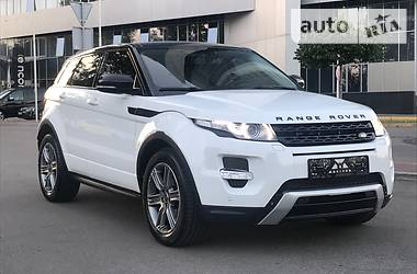 Land Rover Range Rover Evoque Dynamic 2013