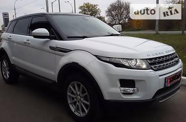 Land Rover Range Rover Evoque RESTYLING 2014