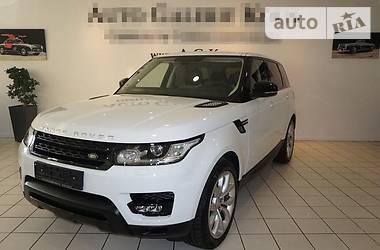 Land Rover Range Rover Sport 3.0d Autobiography 2014