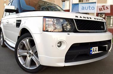 Land Rover Range Rover Sport AVTOBIOGRAHYPI B/K 2012