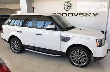 Land Rover Range Rover Sport 5L Supercharged 2010