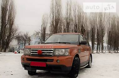 Land Rover Range Rover Sport 4.2 Supercharged 2005