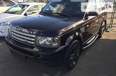 Land Rover Range Rover Sport 3.6 TDI 2009