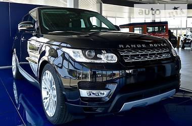Land Rover Range Rover Sport 3.0 TDV6 HSE 2016