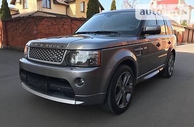 Land Rover Range Rover Sport autobiography body 2011