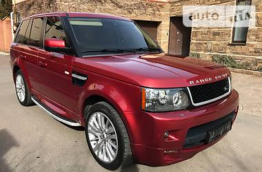 Land Rover Range Rover Sport star tech  2011