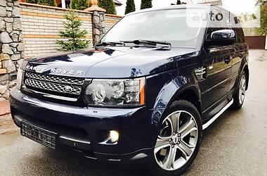 Land Rover Range Rover Sport SDV6 2013