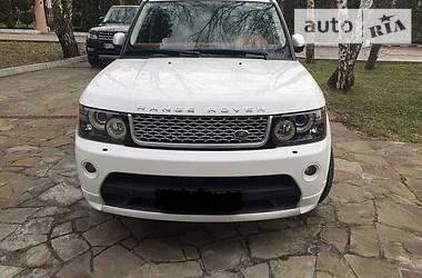 Land Rover Range Rover Sport Autobiography 2012