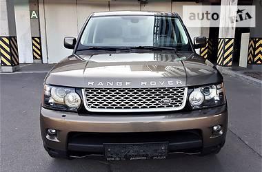 Land Rover Range Rover Sport AUTOBIOGRAPHY 3.0 D 2012
