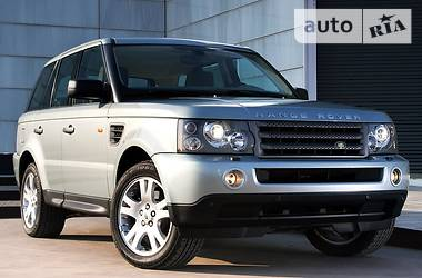 Land Rover Range Rover Sport V IDEALNOM SOSTO9NUI 2006