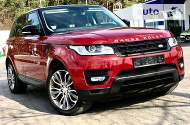 Land Rover Range Rover Sport HSE.SDV6 2015