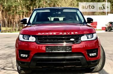 Land Rover Range Rover Sport HSE.SDV6 2014