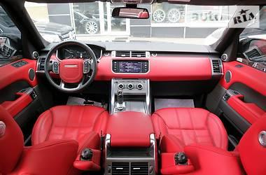 Land Rover Range Rover Sport 5.0 AUTOBIOGRAPHY 2013