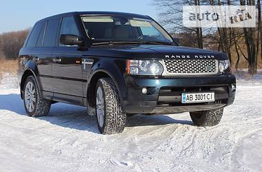 Land Rover Range Rover Sport turbodiesel 2006