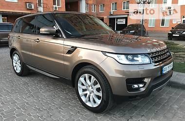 Land Rover Range Rover Sport SE  2016