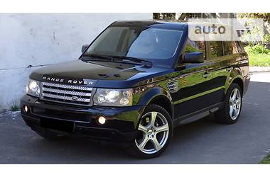 Land Rover Range Rover Sport SPORT Supercharged 2007