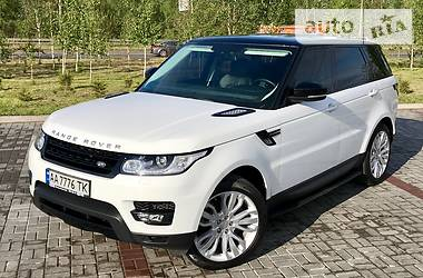 Land Rover Range Rover Sport HSE SDV6  2015