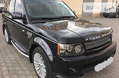 Land Rover Range Rover Sport 3.0 TDi 2011