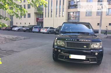 Land Rover Range Rover Sport Stormer 2005