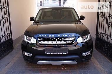 Land Rover Range Rover Sport 5.0 SUPERCHAEGED  2014